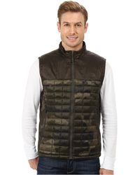 The North Face Thermoball Remix Vest - Lyst