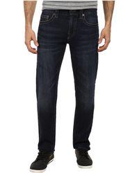 True Religion Geno Active Jeans In Deep Marina - Lyst
