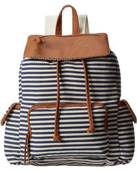 Steve Madden Mgtrende Flap Backpack - Lyst