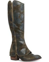 Donald J Pliner Donald J Pliner Devi Tall Wide Calf Boots - Lyst