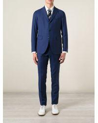 Tagliatore Two Piece Suit - Lyst
