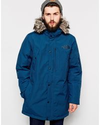 The North Face Orcadas Parka - Lyst
