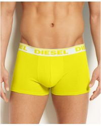 Diesel Mens Fresh Bright Shawn Boxer Brief - Lyst