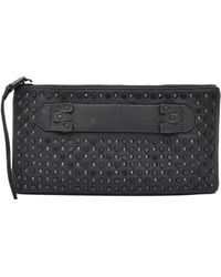 She + Lo Next Chapter Clutch black - Lyst