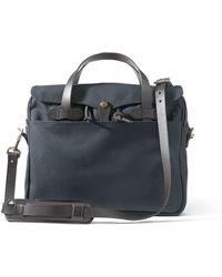 Filson - Original Cotton Twill Briefcase - Lyst