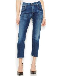 Citizens of Humanity Emerson Slim-Fit Boyfriend Jeans - Lyst