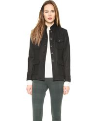 Rag & Bone Bradford Jacket  Black - Lyst