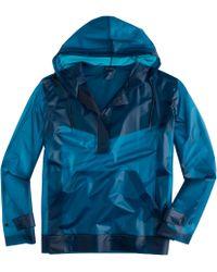 J.Crew Terra New York® Sporty Hoody Jacket - Lyst