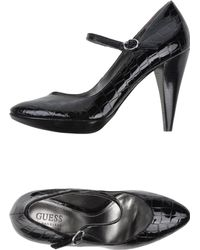 Guess Black Court - Lyst