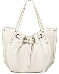 Kooba Eva Leather Tote Bag - Lyst