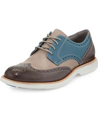 Sperry Top-sider Gold Cup Bellingham Wingtip Bluegray - Lyst
