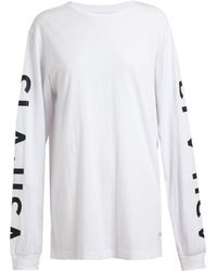 Stampd' Unisex Logo Printed Cotton Top - Lyst
