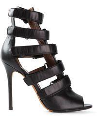 Agnona | Strappy Sandal | Lyst