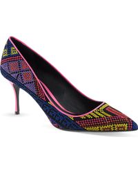 Nicholas Kirkwood Mexican Embroidered Courts - Lyst