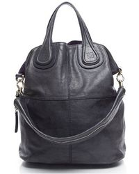Givenchy Preowned Grey Nightingale Shopper Tote Bag - Lyst
