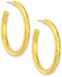 Gurhan - Skittle Collection 24K Hoop Earrings - Lyst