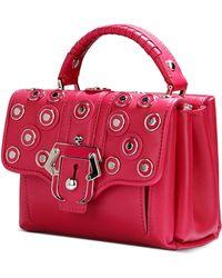 Paula Cademartori Medium Leather Bag - Lyst
