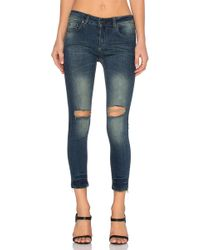 Sincerely Jules - Detroit Blue Jeans - Lyst