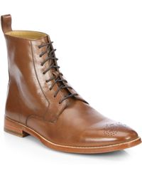 Cole Haan Lionel Dress Boots - Lyst