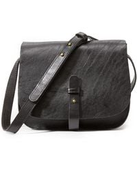 One By - Saddle Bag - Lyst