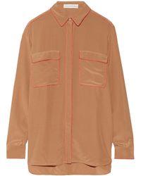 Stella McCartney Terri Silk Shirt - Lyst