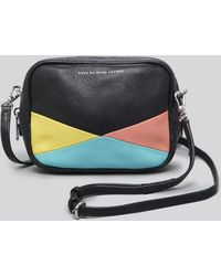 Marc By Marc Jacobs Crossbody - Sophisticato Hvac Camera Bag - Lyst