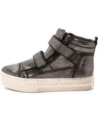 Ash Jump High Top Sneakers  Graphite - Lyst
