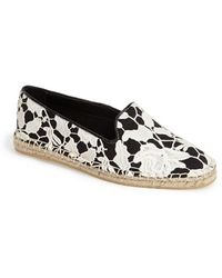 Cole Haan 'Palermo' Leather Espadrille - Lyst