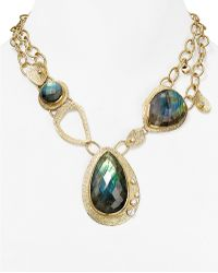 "Melinda Maria - Gaia Necklace, 18"" - Lyst"