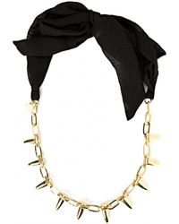 Day Birger Et Mikkelsen Day Bullet Necklace - Lyst