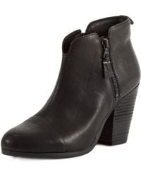 Rag & Bone Black Margot Boot - Lyst