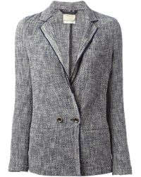 Forte Forte Embroidered Blazer - Lyst