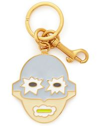 Stella McCartney 'Superstellaheroes' Mask Keyring multicolor - Lyst