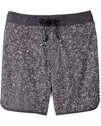 RVCA Brookes Ii Board Shorts - Lyst