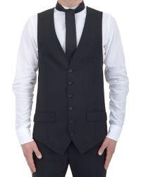 Alexander McQueen Classic-Vest - Lyst