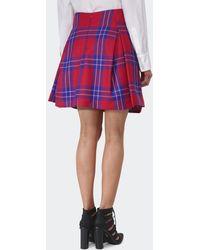 Vivienne Westwood Anglomania - Tartan Trail Skirt - Lyst