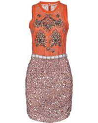 Amen | Short Dress | Lyst