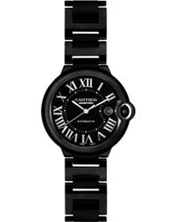Bamford Watch Department - Made To Order Cartier Ballon Bleu With Date And Automatic Movement - Lyst