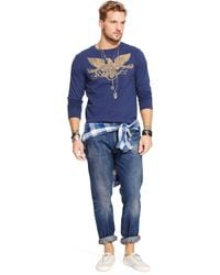 Denim & Supply Ralph Lauren Straight-Fit Davis Jean - Lyst