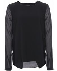Rag & Bone Harper Long Sleeve Top - Lyst