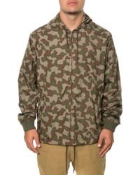 Wesc The Scotty Hooded Jacket - Lyst