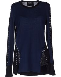 Markus Lupfer Long Sleeve Sweater - Lyst
