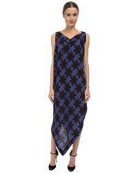 Vivienne Westwood Anglomania Black Revival Dress - Lyst