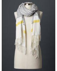Gap | Breton Stripe Scarf | Lyst