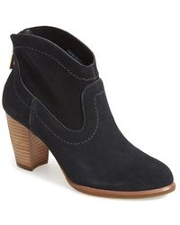Ugg Ankle Boot - Lyst