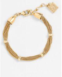 Anne Klein - Line Bracelet - Lyst
