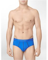 Calvin Klein Athletic Brief - Lyst