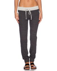 Feel The Piece Gray Sweatpant - Lyst