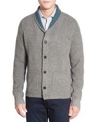 Borgo 28 - Merino Wool Pocket Sweater - Lyst