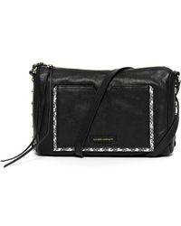 hayden-harnett - 'up All Night' Leather Bag - Lyst
